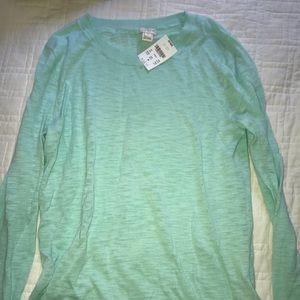 JCrew teddy Sweater